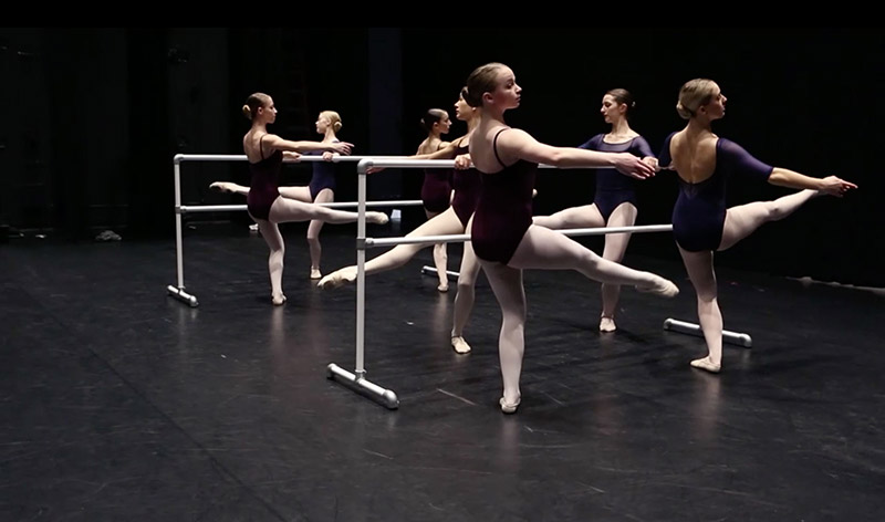 H/W School of Ballet - Professional Program